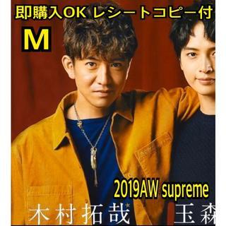 シュプリーム(Supreme)の即購入OK M シュプリーム コーデュロイシャツ 木村拓哉(シャツ)