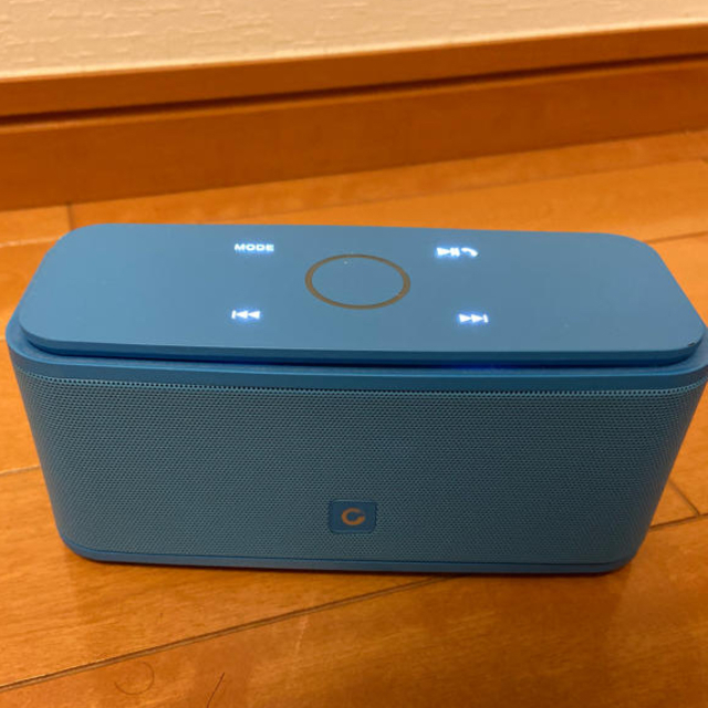 ワイヤレス Bluetooth スピーカー  スマホ/家電/カメラのオーディオ機器(スピーカー)の商品写真