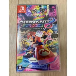 Nintendo Switch - 新品未開封 マリオカート8 デラックス 任天堂スイッチ