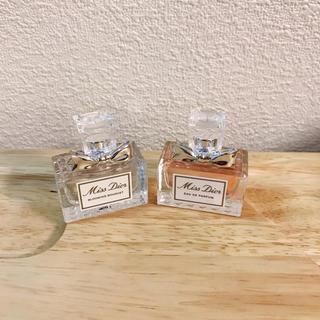 Dior - 【ミニサイズ】Miss Dior 香水