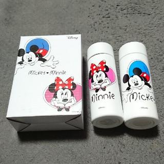 Disney - ミッキー&ミニーポケットボトル