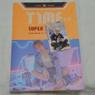 SUPER JUNIOR - 【Superjunior】TIMESLIP【ウニョクVer.】