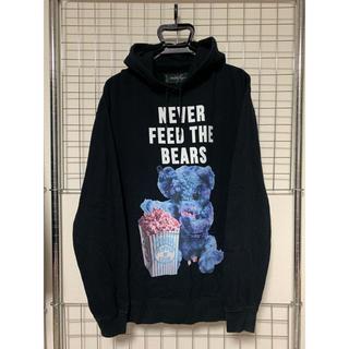 ミルクボーイ(MILKBOY)のミルクボーイNEVER FEED THE BEARSクマ熊ベアーパーカー(パーカー)