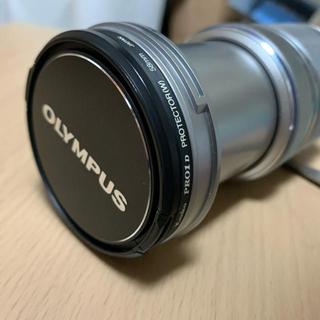 オリンパス(OLYMPUS)のオリンパス ミラーレス一眼 望遠レンズ(デジタル一眼)
