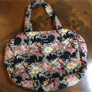 PINK HOUSE - ピンクハウス  花柄キルティングバッグ