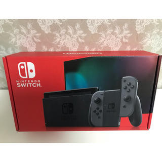 Nintendo Switch - Nintendo Switch 新型 グレー