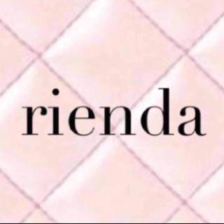 rienda カーディガンコート