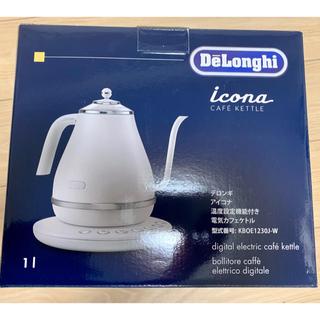DeLonghi - デロンギ  新商品! アイコナ 温度設定機能つき