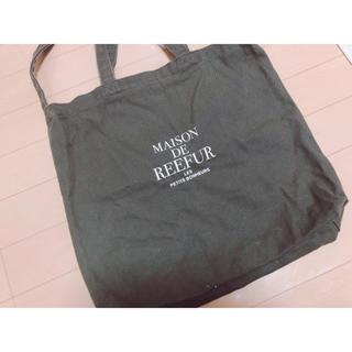 メゾンドリーファー(Maison de Reefur)のトートバッグ maison de reefur (トートバッグ)