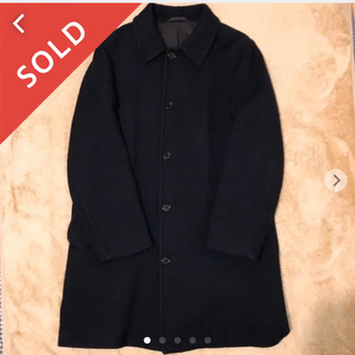 Sold Out【MARNI】Soutain Collar Coat