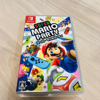 Nintendo Switch - スーパーマリオパーティー Switch