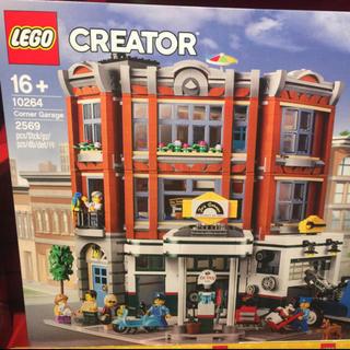 Lego - レゴ 街角のガレージ 10264