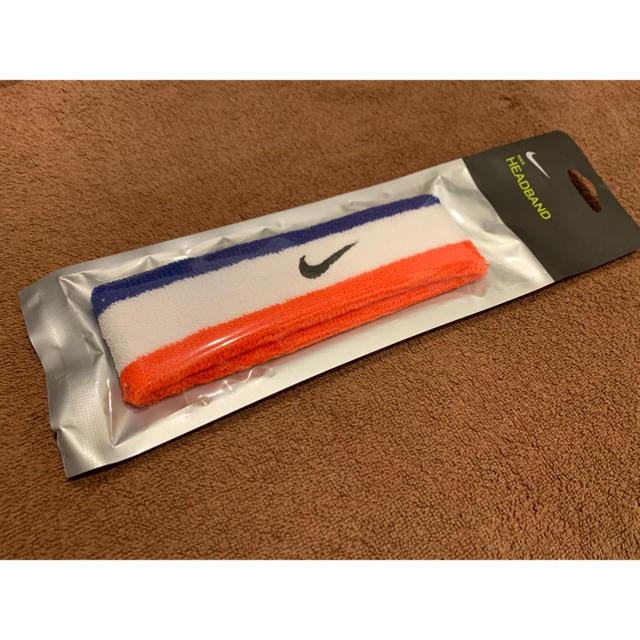 NIKE(ナイキ)のNIKE ヘアバンド  スポーツ/アウトドアのトレーニング/エクササイズ(トレーニング用品)の商品写真