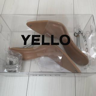 イエローブーツ(Yellow boots)の♡ O2 CRYSTAL EMBLEM SANDALS ♡(サンダル)