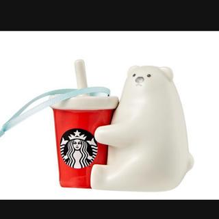 スターバックスコーヒー(Starbucks Coffee)の韓国 スターバックス ホリデー オーナメント(その他)