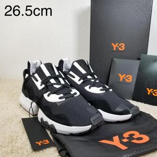 ワイスリー(Y-3)の新品 Y-3 ZX TORSION BOOST 2019モデル 26.5cm(スニーカー)