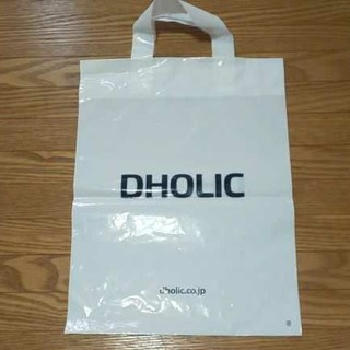 ディーホリック(dholic)のDHOLIC ショッパー 約29cm×39cm(ショップ袋)
