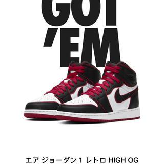 NIKE - Air Jordan 1 high OG