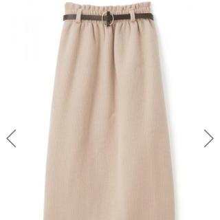 グレイル(GRL)のニットスカート(ロングスカート)