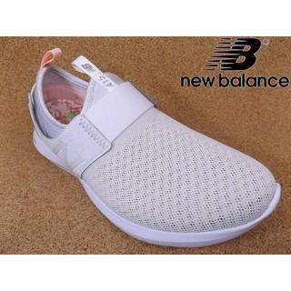 ニューバランス(New Balance)のニューバランス ホワイト 新品 スリッポン レディース シューズ スニーカー(スニーカー)