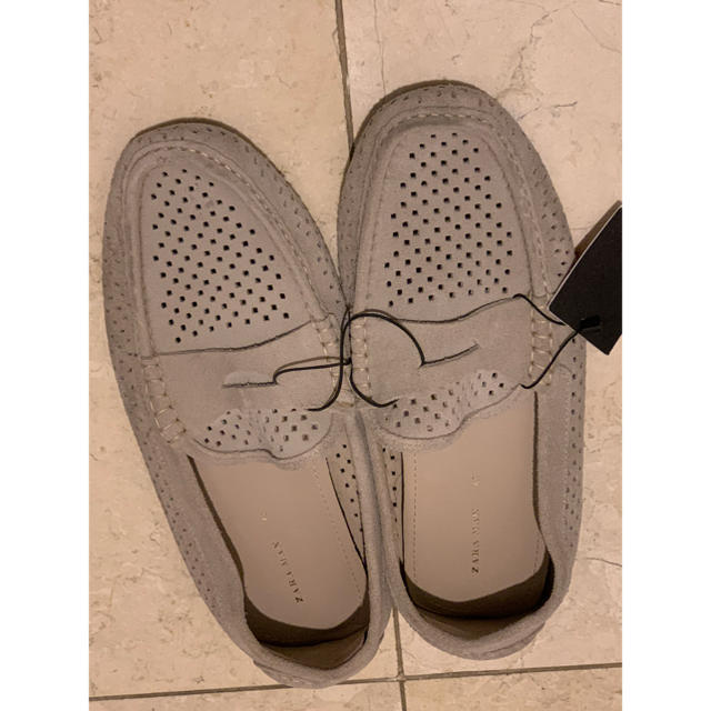 ZARA(ザラ)のZARA 靴 メンズの靴/シューズ(デッキシューズ)の商品写真