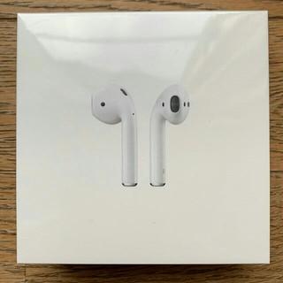 Apple - Apple AirPods2 MRXJ2J/A  最新モデル