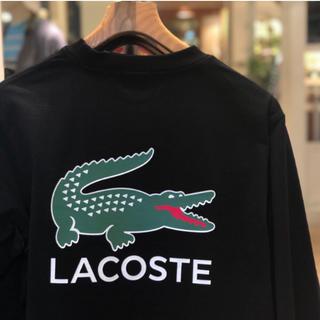 ラコステ(LACOSTE)のbeams別注‼️(Tシャツ/カットソー(七分/長袖))