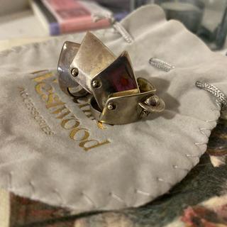 ヴィヴィアンウエストウッド(Vivienne Westwood)のアーマーリング最終値下げ(リング(指輪))