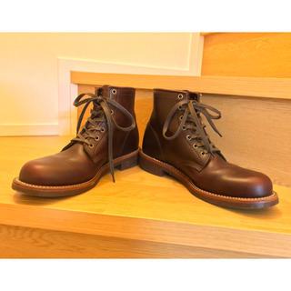 チペワ(CHIPPEWA)の【美品‼︎】27.5cm CHIPPEWA/ユーティリティ ブーツ 6インチ(ブーツ)