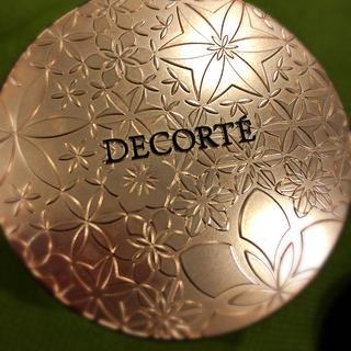 コスメデコルテ(COSME DECORTE)のコスメデコルテ🌟フェイスパウダー(フェイスパウダー)