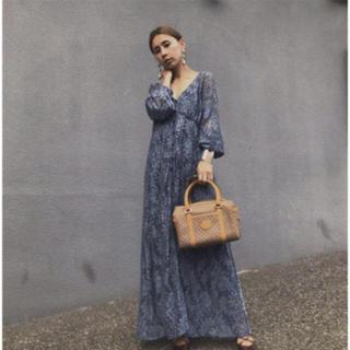 Ameri VINTAGE - 新作 アメリ ヴィンテージ 2way ドレス