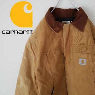 carhartt - USA製 90S カーハート ダックジャケット 中綿入り 裏地キルティング
