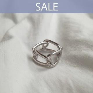 Ron Herman - 【12/12🌠本日限定SALE】925 square chain ring
