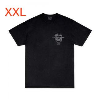 ステューシー(STUSSY)のStussy Dsm Dice 15Th Pig. Dye Tee XXL(Tシャツ/カットソー(半袖/袖なし))