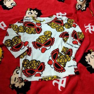HYSTERIC MINI - ヒスミニ♥Tシャツ90