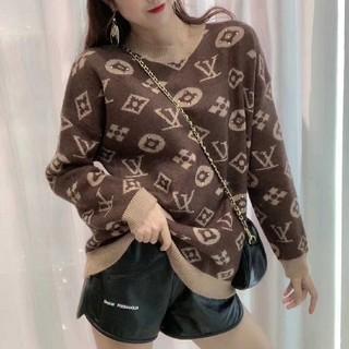 ルイヴィトン(LOUIS VUITTON)のセーター 新作 美品(ニット/セーター)