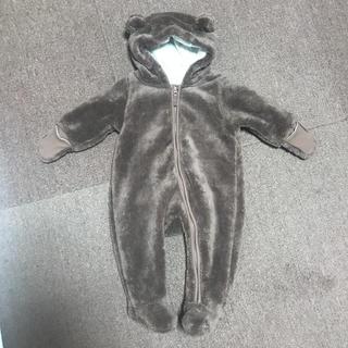 H&M - 冬生まれ赤ちゃんへ くまちゃんアウター