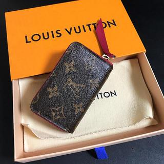 LOUIS VUITTON - 【ほぼ美品】ルイヴィトン  コインケース   カードケース  モノグラム