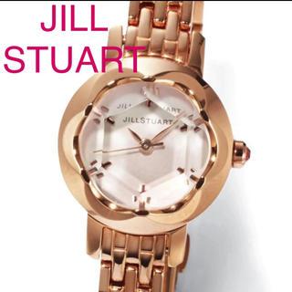 ジルスチュアート(JILLSTUART)のJILLSTUART ジルスチュアート 腕時計 ピンクゴールド クォーツ ピンク(腕時計)