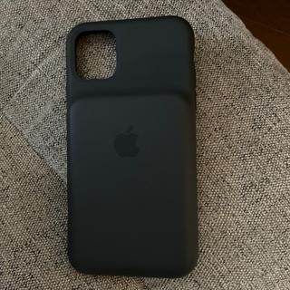 アップル(Apple)のiPhone11 純正スマートバッテリーケース(iPhoneケース)