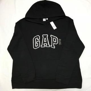 babyGAP - 新品 定価4900円 ギャップ 裏起毛 ロゴ入り パーカー XL レディース