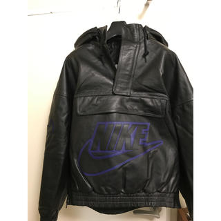 シュプリーム(Supreme)のSupreme 19AW Supreme®/Nike(レザージャケット)