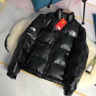 THE NORTH FACE - the north faceレザージャケット