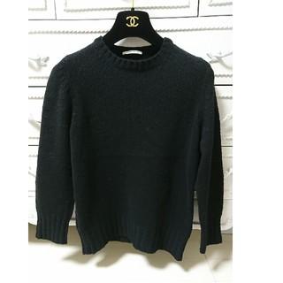 プラダ(PRADA)のご専用♡PRADA プラダ ニット セーター 黒(ニット/セーター)