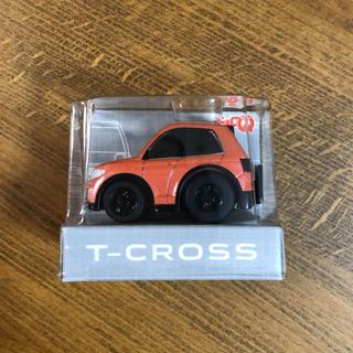 フォルクスワーゲン(Volkswagen)のチョロQ フォルクスワーゲン ワーゲン t-cross(電車のおもちゃ/車)