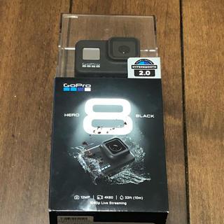 GoPro - GoPro HERO8 Black 新品未開封 保証証付 2