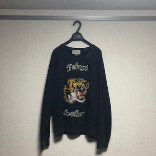 Gucci - GUCCI tiger スウェット/トレーナー