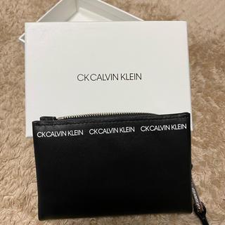 カルバンクライン(Calvin Klein)の小銭入れ&カードケース(コインケース/小銭入れ)
