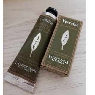 L'OCCITANE - ロクシタン ヴァーベナ 香水 ハンドクリーム