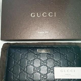 Gucci - グッチ  ラウンド長財布